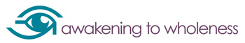 Awakening to Wholeness Sticky Logo
